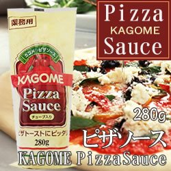 カゴメ) ピザソース チューブ 280g