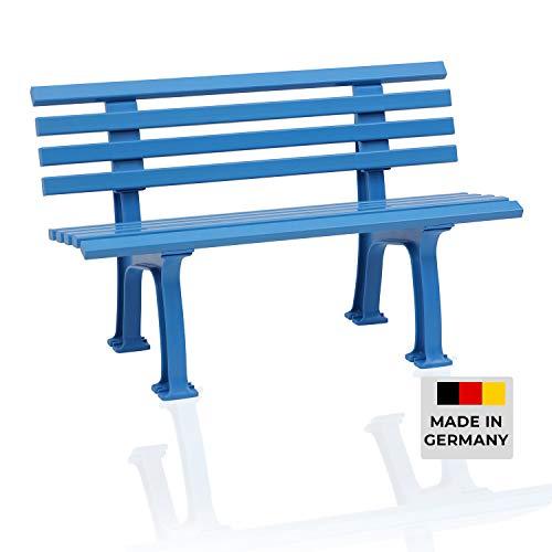 Blome 50926 Ibiza Bank, hellblau, 54 x 120 x 74 cm