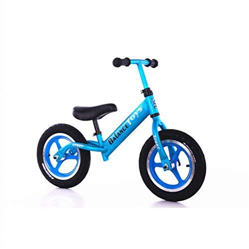 12 inch kinderen Balance auto aluminiumlegering zonder pedaal te voet buiten balans fiets 2-7 jaar oude kinderen