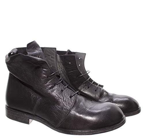 MOMA Punto Stiefelletten/Boots Herren Schwarz - 43 - Boots Shoes