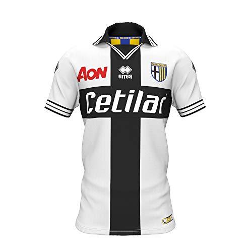 errea sport Camiseta Oficial de Gara Home 2018-19, Producto Original, Negra, S