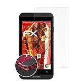 atFolix Schutzfolie kompatibel mit Archos 40 Power Folie, entspiegelnde & Flexible FX Bildschirmschutzfolie (3X)