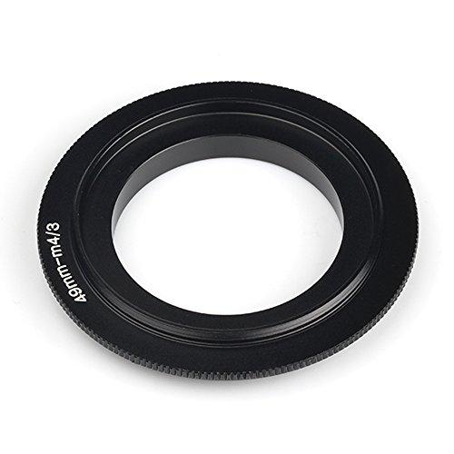 Pixco 49mm Lens Macro Reverse Adapter Ring voor Micro Four Thirds Camera Panasonic LUMIX G85 G9 G7 G5 G3 G2 G1 G10 Pen E-PL9 E-PL8 PEN-F E-PL7 E-PL6
