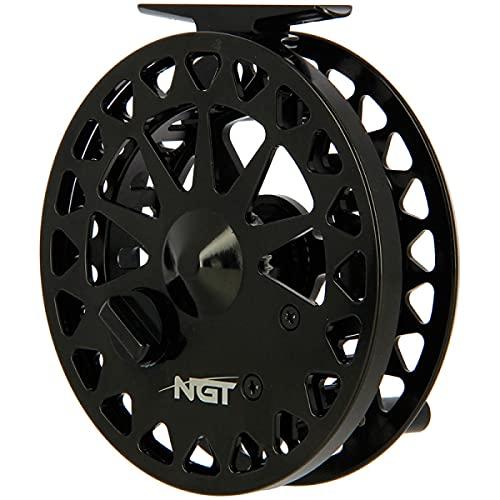 NGT Fishing Centrepin Reel 2bb 4.25 Lightweight Aluminium River Coarse...