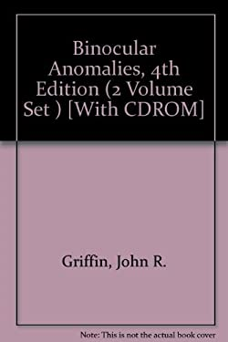 Binocular Anomalies, 4th Edition (2 Volume Set ) [With CDROM]
