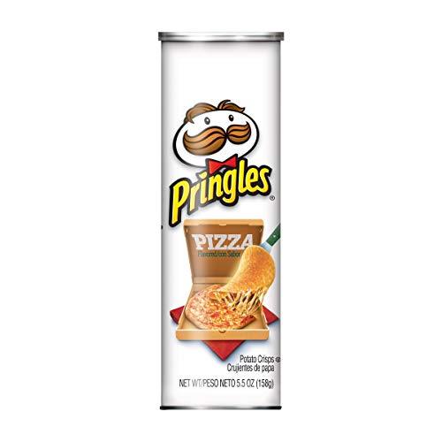 Pringles Pizza Flavored Potato Crisps (1 x 158g)
