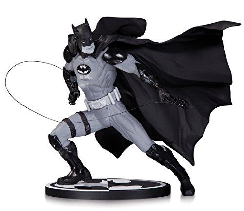 dc comics Batman Statue par Ivan Reis (Noir et Blanc)