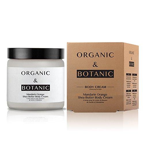 Dr Botanicals Crema Corporal Mandarin Orange And Shea Butter 100 ml