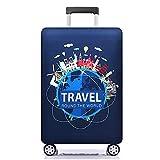 Casquillo del Tronco De La Varilla del Tirón Resistente Al Desgaste Elástico 18-32 Pulgadas M Viajar por Todo el Mundo