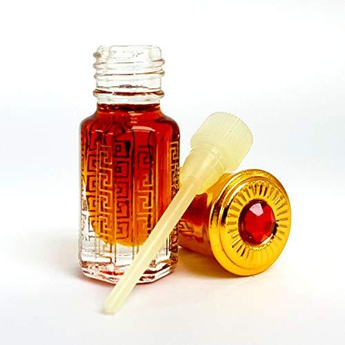 Olio profumato indiano patchouli, di alta qualità, forte, 3 ml