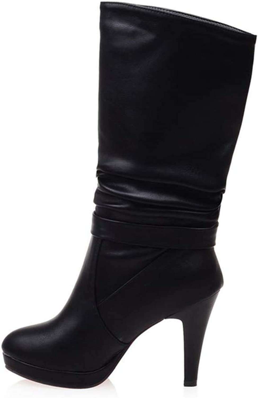 Sandomy talon, talon, talon, talon, jambe, bottes, fêtes, skor, étanches, skor.  garanterat