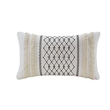 Ink+Ivy Bea Oblong Pillow,