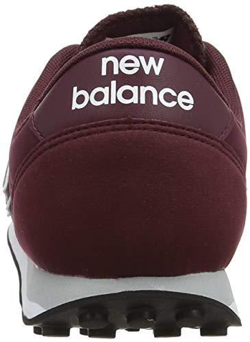 new balance 410 mujer burgundy