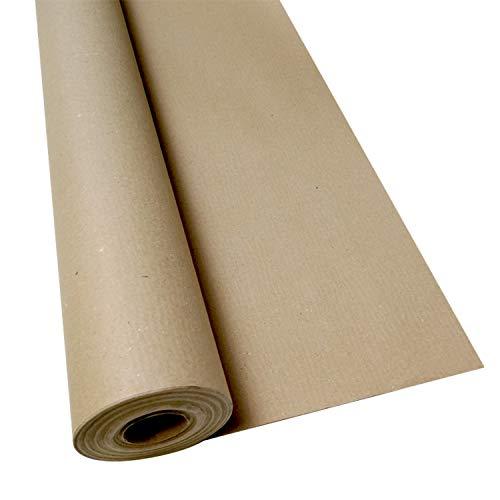 Malerabdeckpapier | 100g/m² Bodenschutz | Maler Abdeckpapier | 1m x 20m |, Menge:1 Rolle