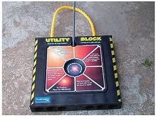 Quality Plastics Utility Block - Single Pack