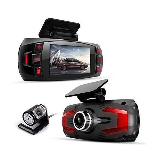 Review Of Dual Lens Car Dvr Dash Cam,1080p Car Dashboard Camera 2.7 LCD 170 Degree with Rear Dashca...