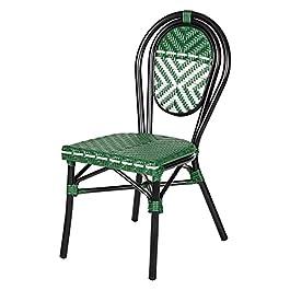 chaise bistrot LUIGI parisien