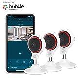 Motorola Focus71-3 Indoor Security Camera System - Surveillance, Elderly, Pet, Baby Monitor