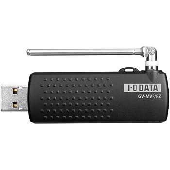 I-O DATA 地デジ・ワンセグ対応 トランスコード搭載TVキャプチャー USBモデル「テレキング」 GV-MVP/FZ