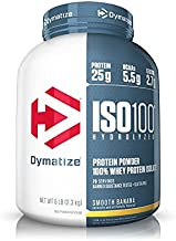 Best dymatize iso 100 smooth banana Reviews