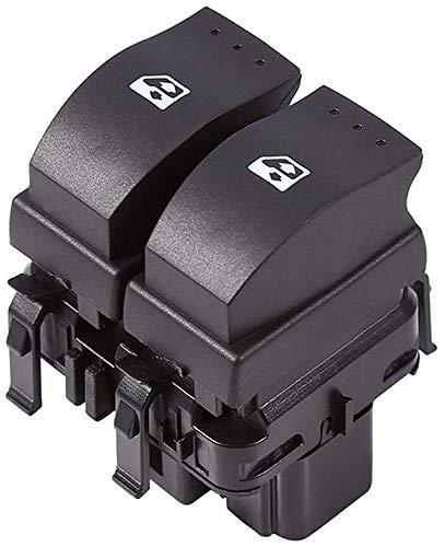 FEYCAR® 8200060045 Master Schalter Konsole Fensterheber Schalter Knopfschalter kompatibel für Renault Clio II B0, B2, CB0, CB1, CB2, SB0, SB1, SB2 (1PCS)
