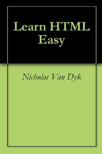 HTML Easy (English Edition)