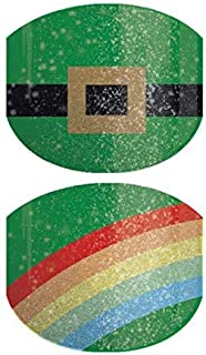 Jamberry Nail Wraps - Hidden Treasure Jr. - Juniors Sizing Full Sheet - Limited Edition - Holiday