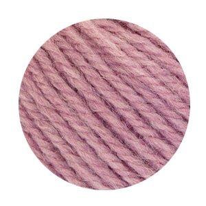 『【10玉1袋】毛糸 melange サンロー毛混メランジ 並太 510.ライトパープル』の1枚目の画像
