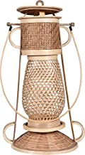 H. N. Enterprises - Handmade Bamboo Traditional Table/Ceiling/Wall Hanging Traditional Eco Friendly Lamp, Lantern