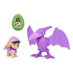 4. Paw Patrol Dino Rescue Skye and Pterodactyl