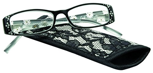 Magnivision Foster Grant Reading Glasses, Tilly, Strength Plus 1.50