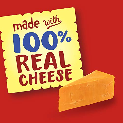 Cheez-It Baked Snack Cheese Crackers,Extra Toasty, 12.4 oz Box