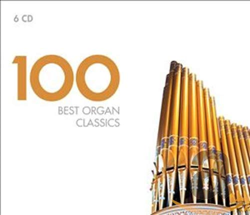 100 Best Organ Classics  (6 Cds)