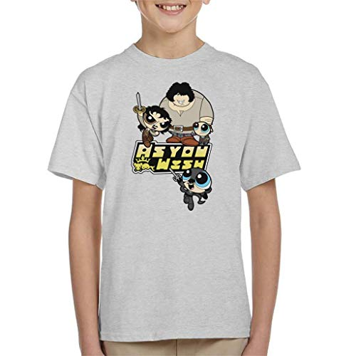 As You Wish The Princess Bride Kid's T-Shirt