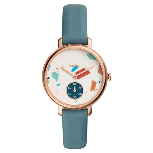 Reloj Fossil ES4524 Blue Acero 316 L Mujer