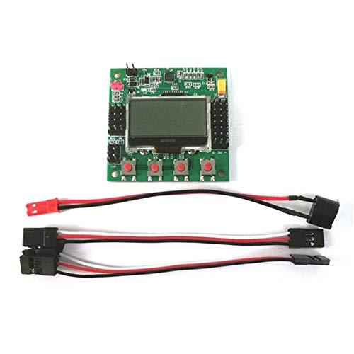 Senmubery KK 2.1.5 LCD Multirotor Flugsteuerungsplatine KK2.1.5 V1.17S1PRO Quadcopter KK2.15 Quadcopter Flugsteuerungsplatine
