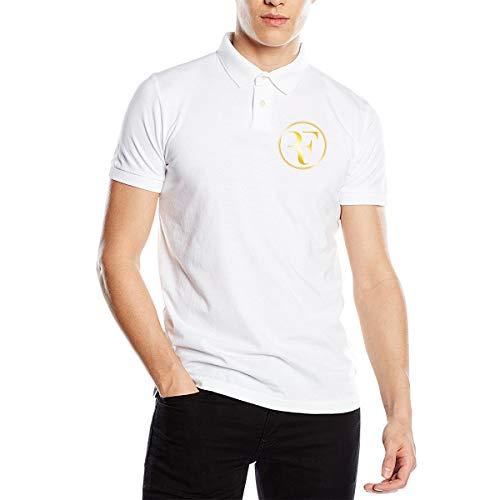 Joy Wholesale Federer Mens Premium Polo Shirt Unofficial