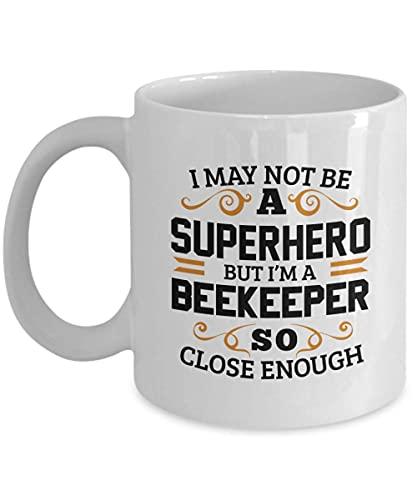Divertido regalo para apicultor I May Not Be A Superhero Apicultura, abeja, bicho, abejas miel, abejas, abejas, abejas, apicultor