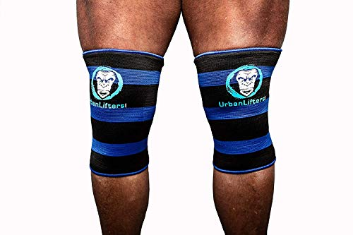 Urban Lifters Knee Sleeves Double Ply Ginocchiere (M)