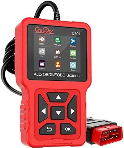 OBD2 Scanner 2021 Newest Model Car Code Reader Scan Tool Automotive OBD2 Scanner Professional product image