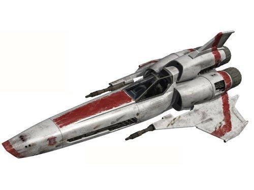 Quantum Mechanix - Battlestar Galactica sticker Wallscape Colonial Viper Mark II 12