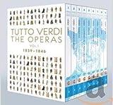 Tutto Verdi - Epochenbox Vol. 1 (1839 - 1846) [Alemania] [DVD]