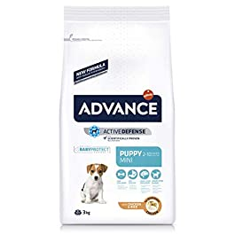 Advance Mini Puppy Dry Dog Food