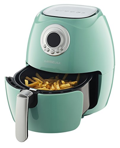 GoWISE USA GW22661 Air Fryer, 2.75-QT, Mint