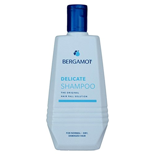 Bergamot Delicate Shampoo Prevents Hair Loss 200ml by Bergamot