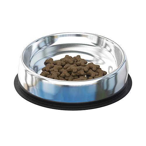 Enhanced Pet Bowl - Stainless Steel - Small