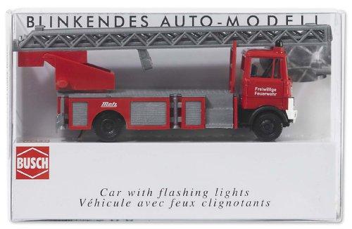 Busch 5608 - Feuerwehr Mercedes HO
