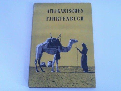 Afrikanisches Fahrtenbuch