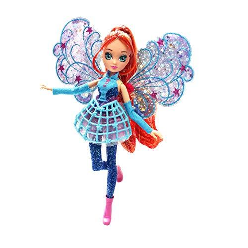 Giochi Preziosi Winx Magic Cosmix Fairy Bloom con Ali Olografiche