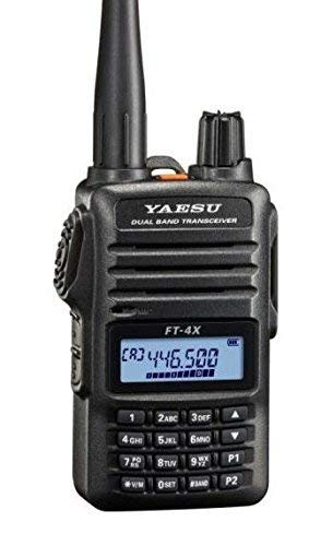 Yaesu FT-4XR Dual Band HandHeld VHF UHF Transceiver!